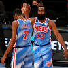Next Stage for Brooklyn Nets Meshes James Harden, Kevin Durant ...