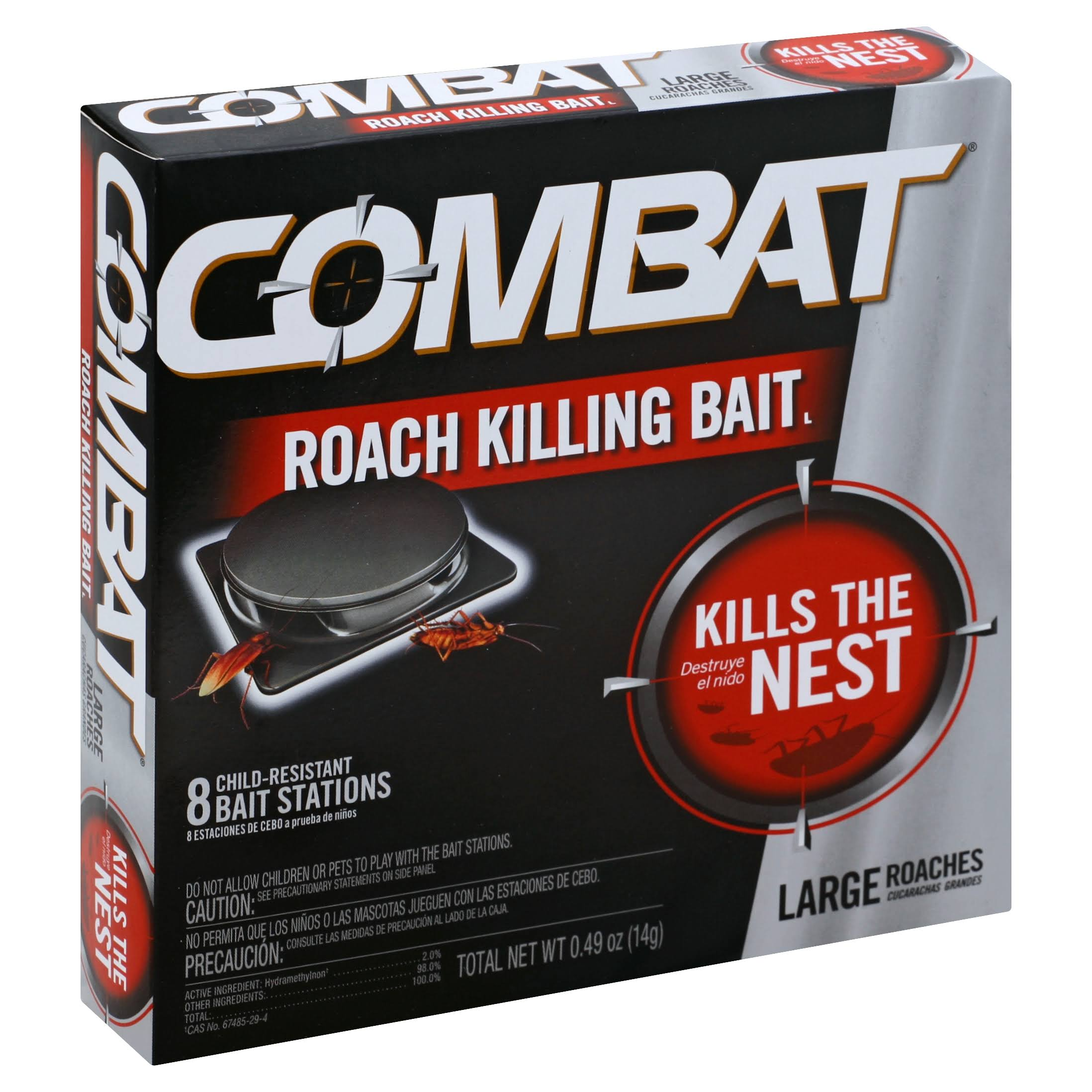 Dial Combat Source Kill Roach Killer