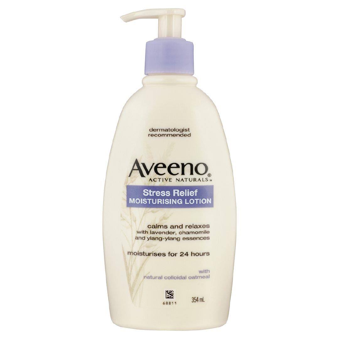 Aveeno Stress Relief Moisturising Lotion - 354ml