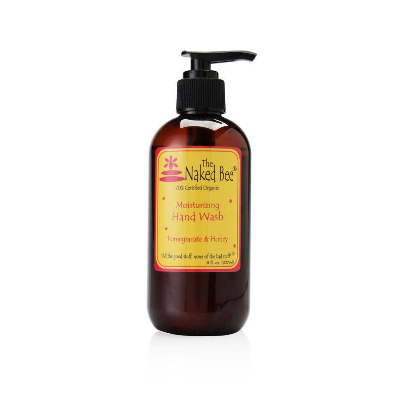 Naked Bee Hand Wash - Pomegranate & Honey