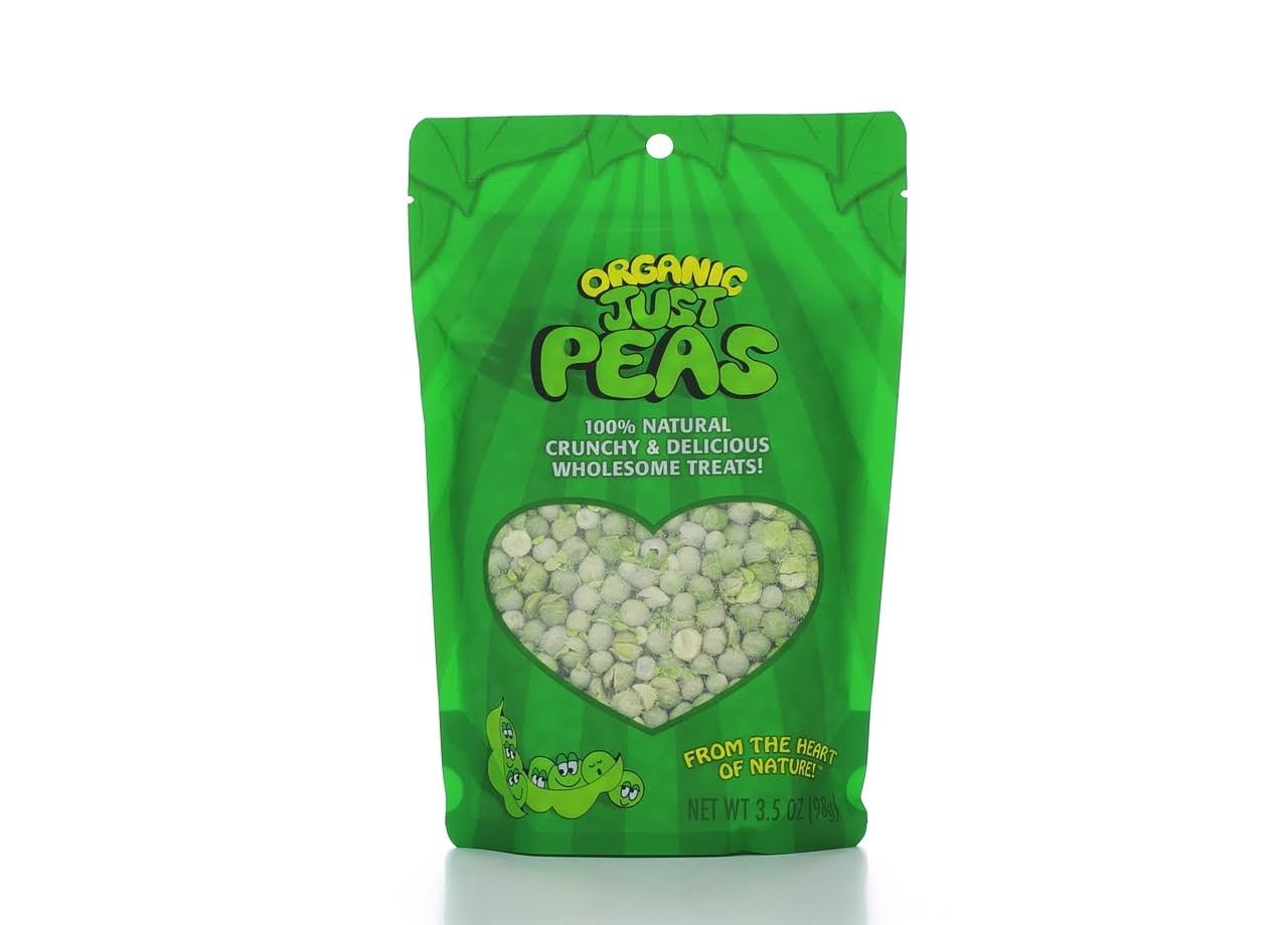 Organic Just Peas - 3.5oz
