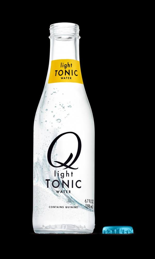 Q Tonic: Light Tonic Water 4 Pack 6.7 fl oz, 26.8 fl oz