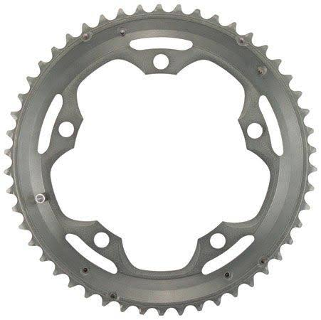 Shimano Chainring - Silver, 50T, 10 speed