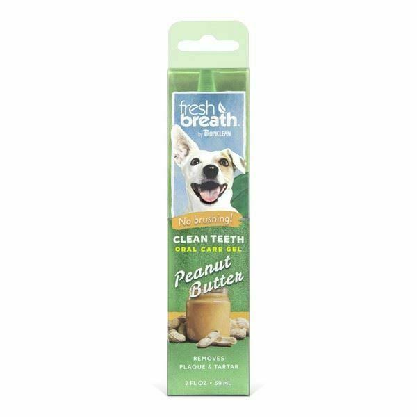 Fresh & Breath Oral Care Gel - Peanut Butter