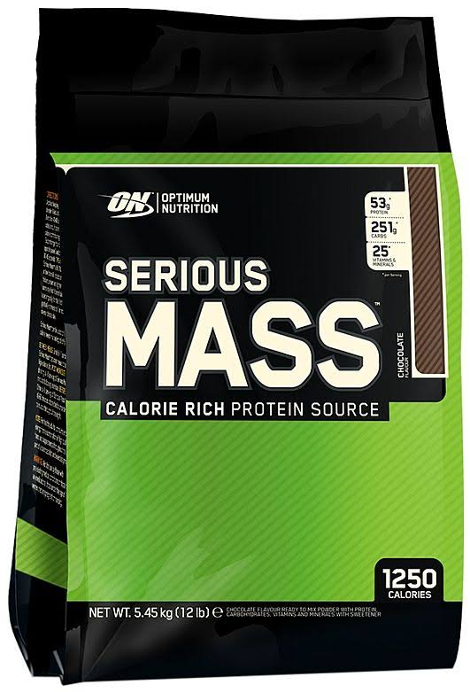 Optimum Nutrition Serious Mass (5.45kg / Chocolate Mint)