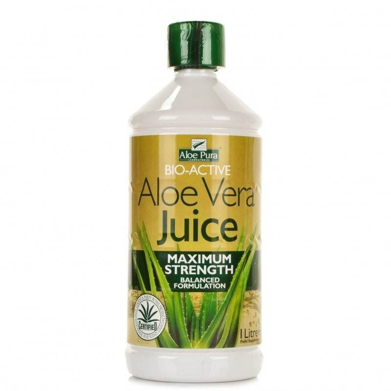 Aloe Pura Aloe Vera Juice Maximum Strength 1 Litre