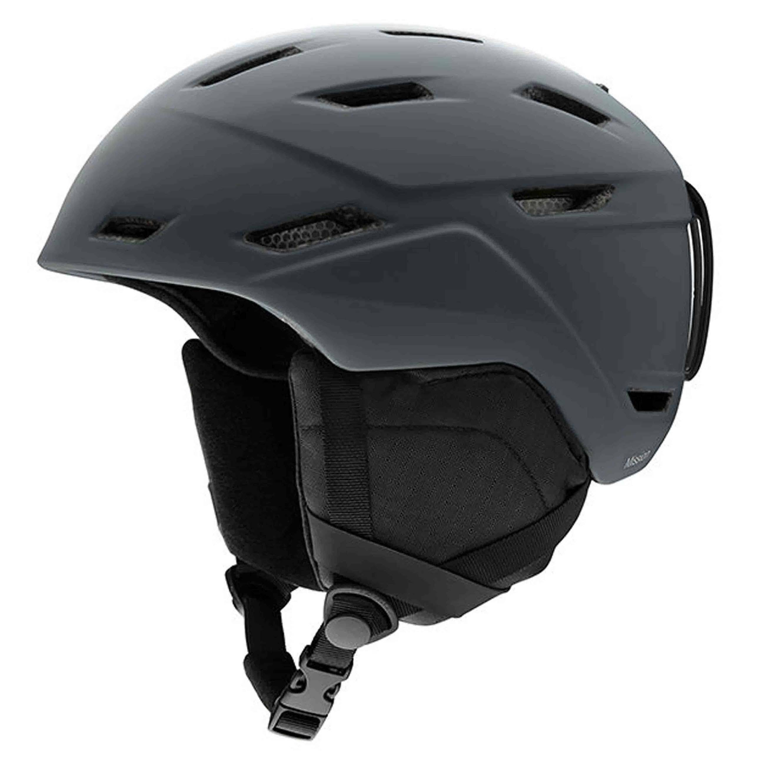 Helmet Smith Mission Matte Charcoal