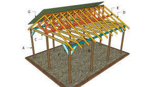 free firewood shelter plans easy woodworking solutions