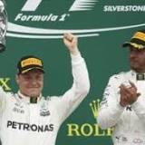 バルテリ・ボッタス, メルセデスAMG F1, イギリスグランプリ, メルセデス・ベンツ