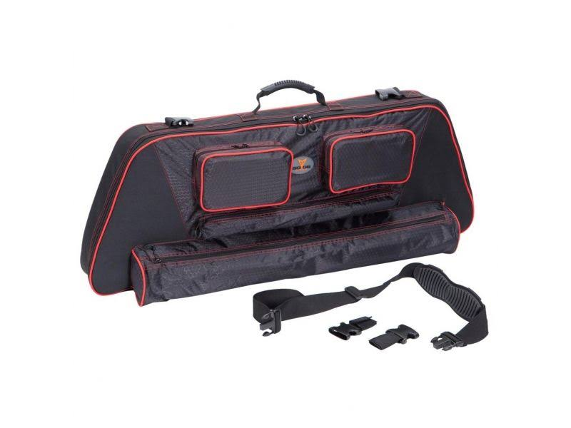 Slinger Bow Case System - Red, 41""