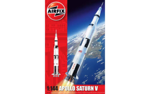 Airfix Apollo Saturn V Plastic Model Kit