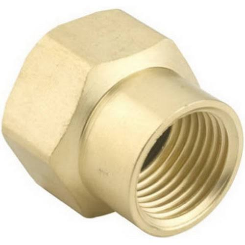 "Gilmour Group #5FP7FHGT GT1 Hose Connector - 2""x 3/4"""