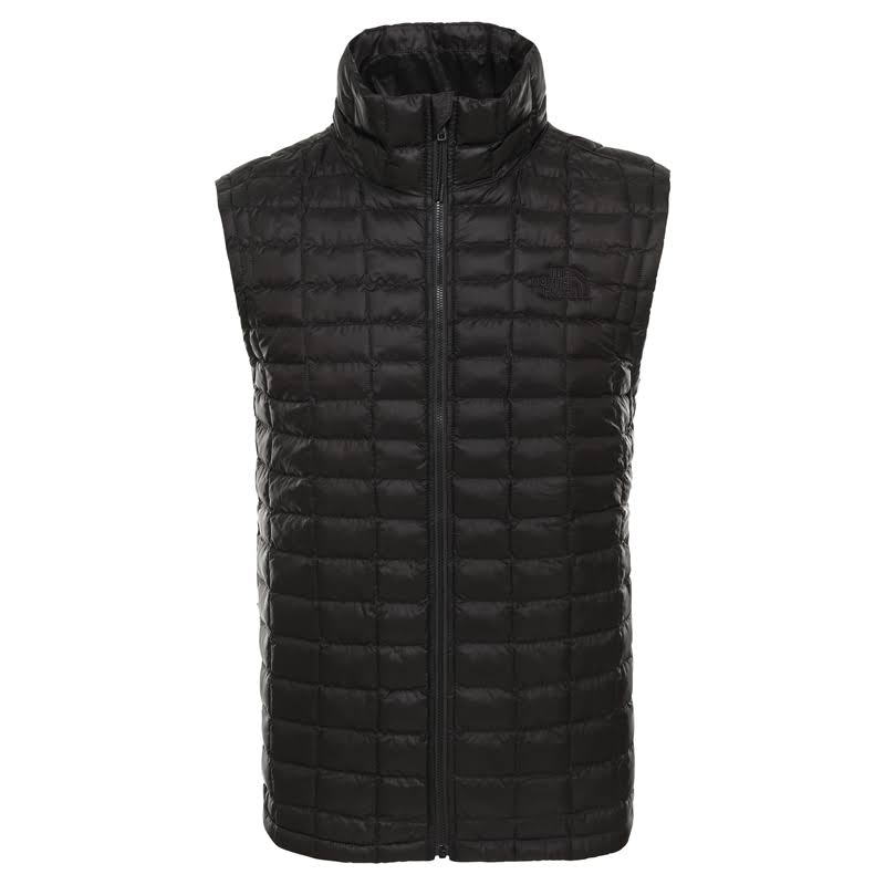 The North Face Men's Thermoball Eco Vest - TNF Black Matte