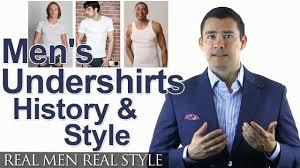 men u0027s undershirts undershirt history u0026 style under shirts