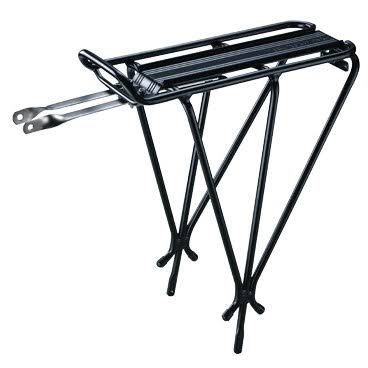 Topeak MTX Explorer Tubular Rear Bike Rack - Black