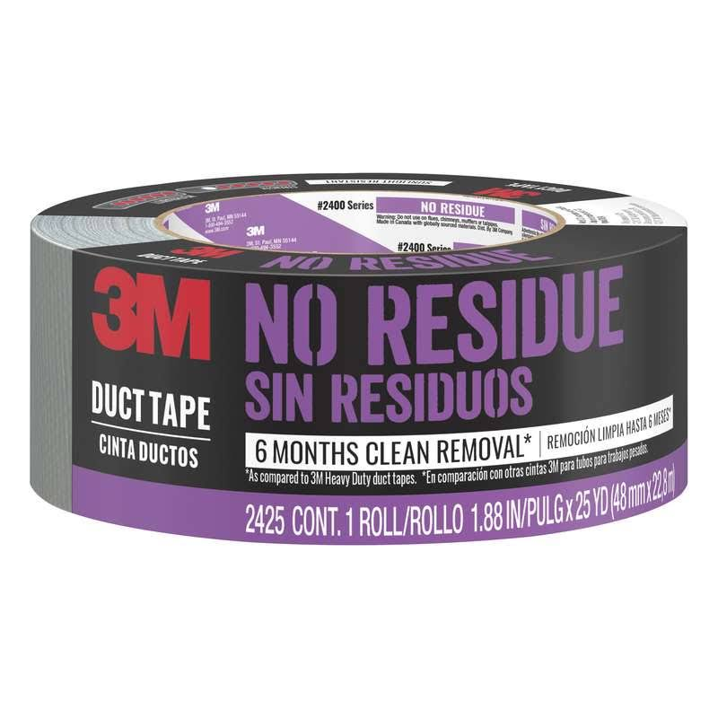 "3M Scotch Tough No Residue Painters Duct Tape - 1.88"" x 25yd"