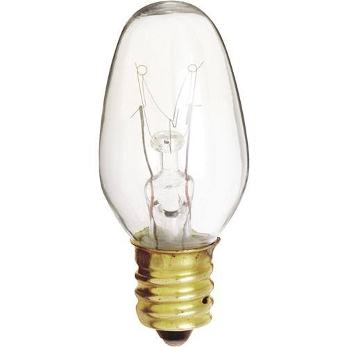 Satco Night Light Bulb - 7W