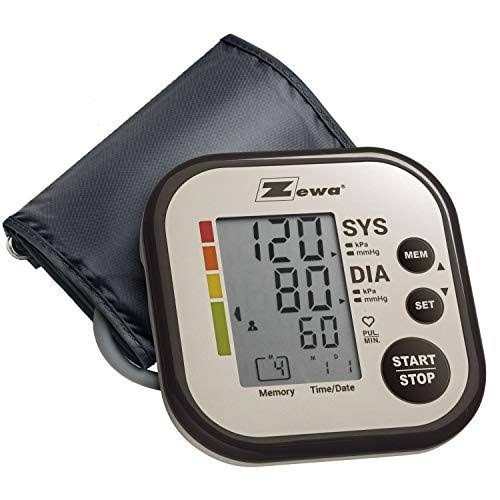 Zewa UAM-710 Automatic Blood Pressure Monitor