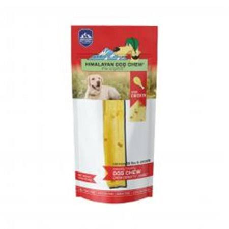 Himalayan 50700763 3.3 oz Chicken Dog Chew Large