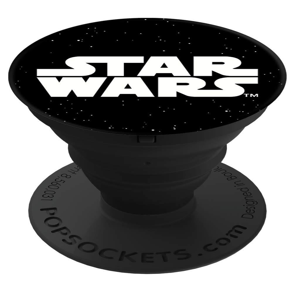 PopSockets Star Wars Cell Phone Grip & Stand - Star Wars Logo