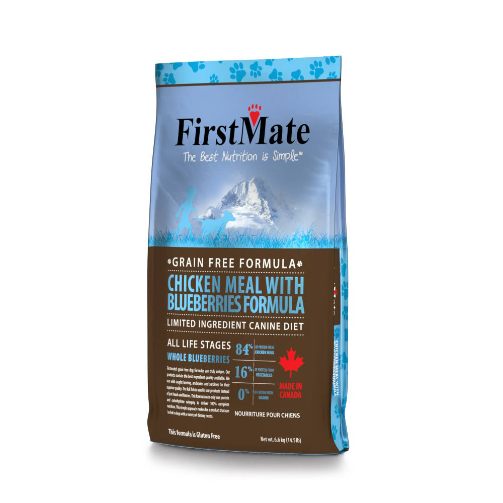 Firstmate Pet Foods - Chicken With Blueberries