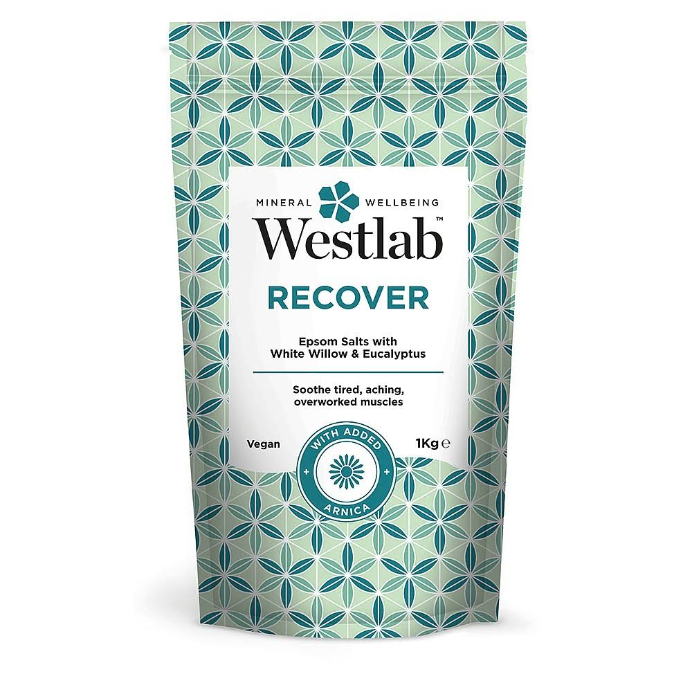 Westlab Recover Bathing Salts - 1kg
