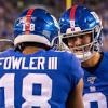 Daniel Jones lanza perfecto y ayuda al triunfo de los Giants sobre ...