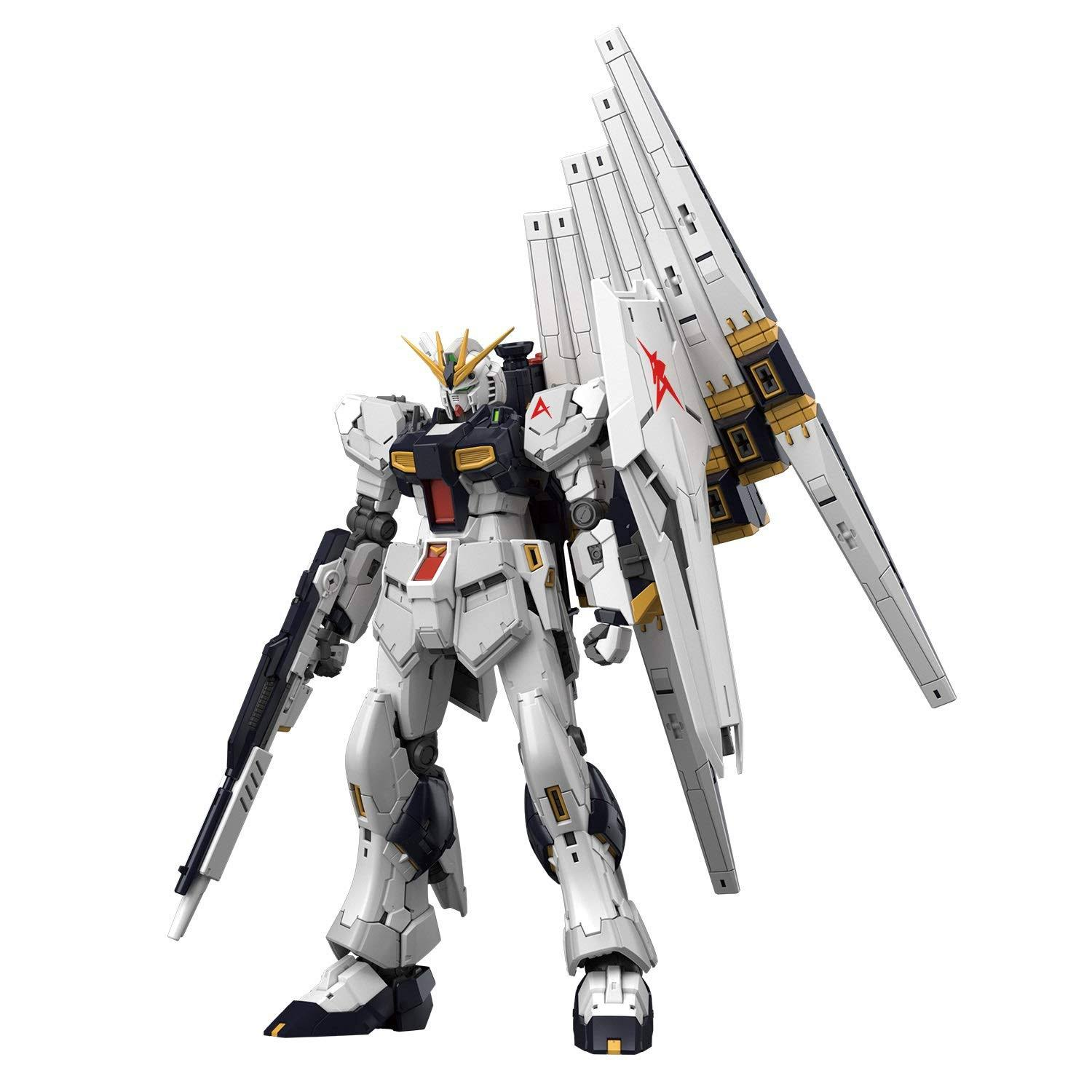 Char's Counterattack Nu Gundam 1/144 RG Model Kit