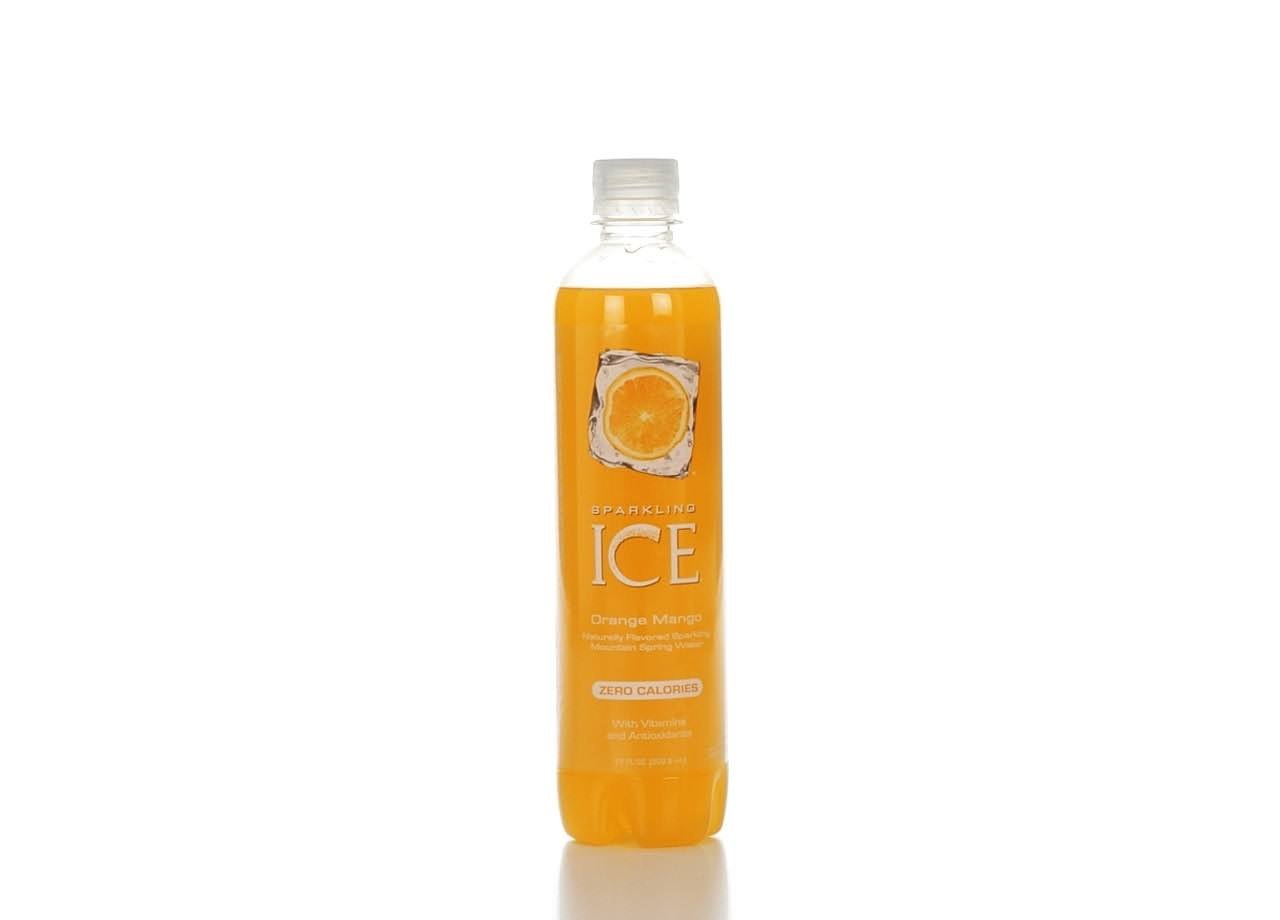 Sparkling Ice Spring Water - Orange Mango, 17oz