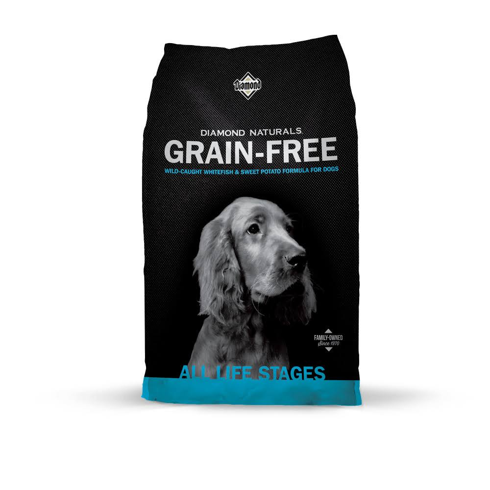 Diamond Grain Free Pet Food - Whitefish and Sweet Potato