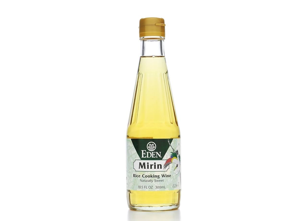 Eden Mirin, Rice Cooking Wine - 10.5 fl oz