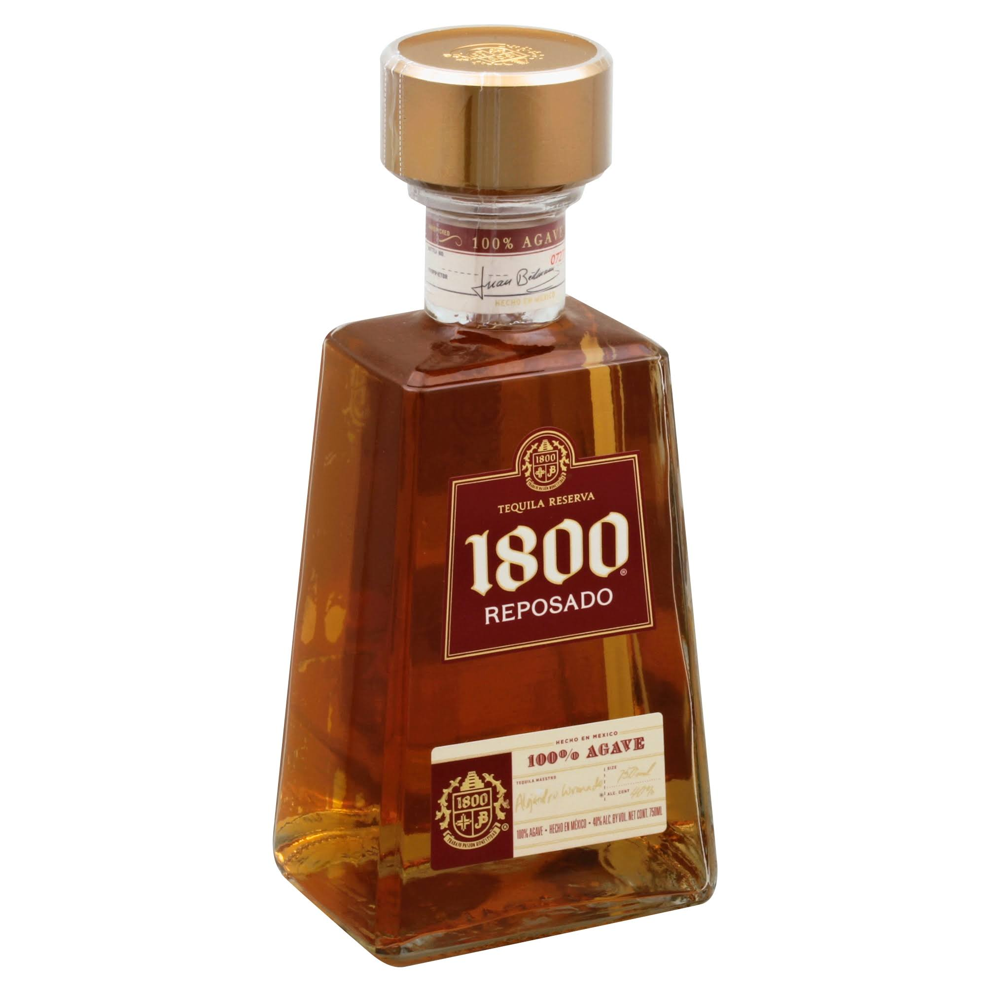 1800 Reposado Tequila - 750ml