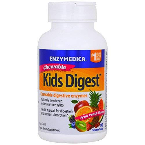 Enzymedica Kids Digest Dietary Supplement - 90ct