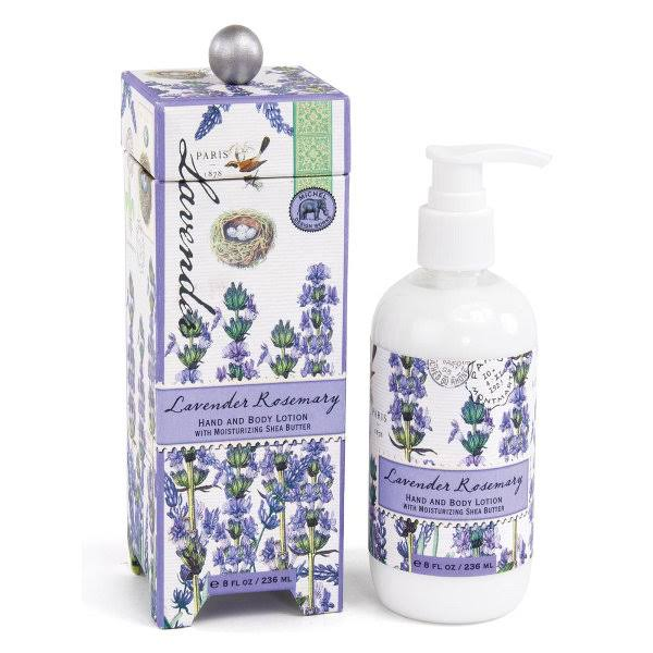 Michel Design Works Hand and Body Lotion - Lavender Rosemary