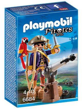 Playmobil Pirates Pirate Captain Playset