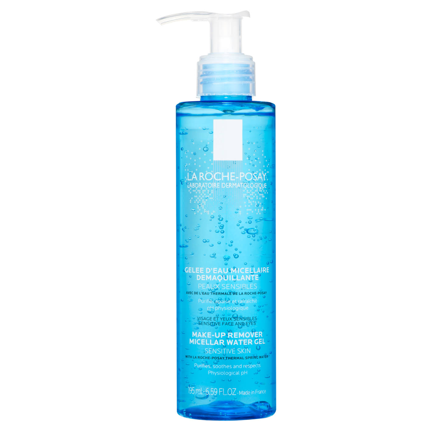La Roche Posay - Make-up Remover Micellar Water Gel 195ml