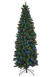 Artificial Christmas Tree 6ft by The Slim Norway Spruce Artificial Christmas Trees