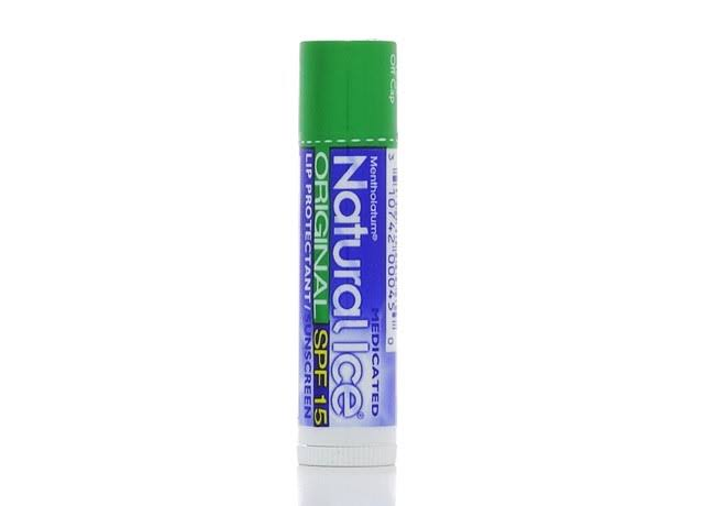 Mentholatum Natural Ice Lip Protectant - Original, 4.5g