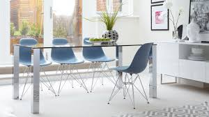 Ikea Dining Table And Chairs Glass by Dining Table Glass And Chrome Dining Table Pythonet Home Furniture