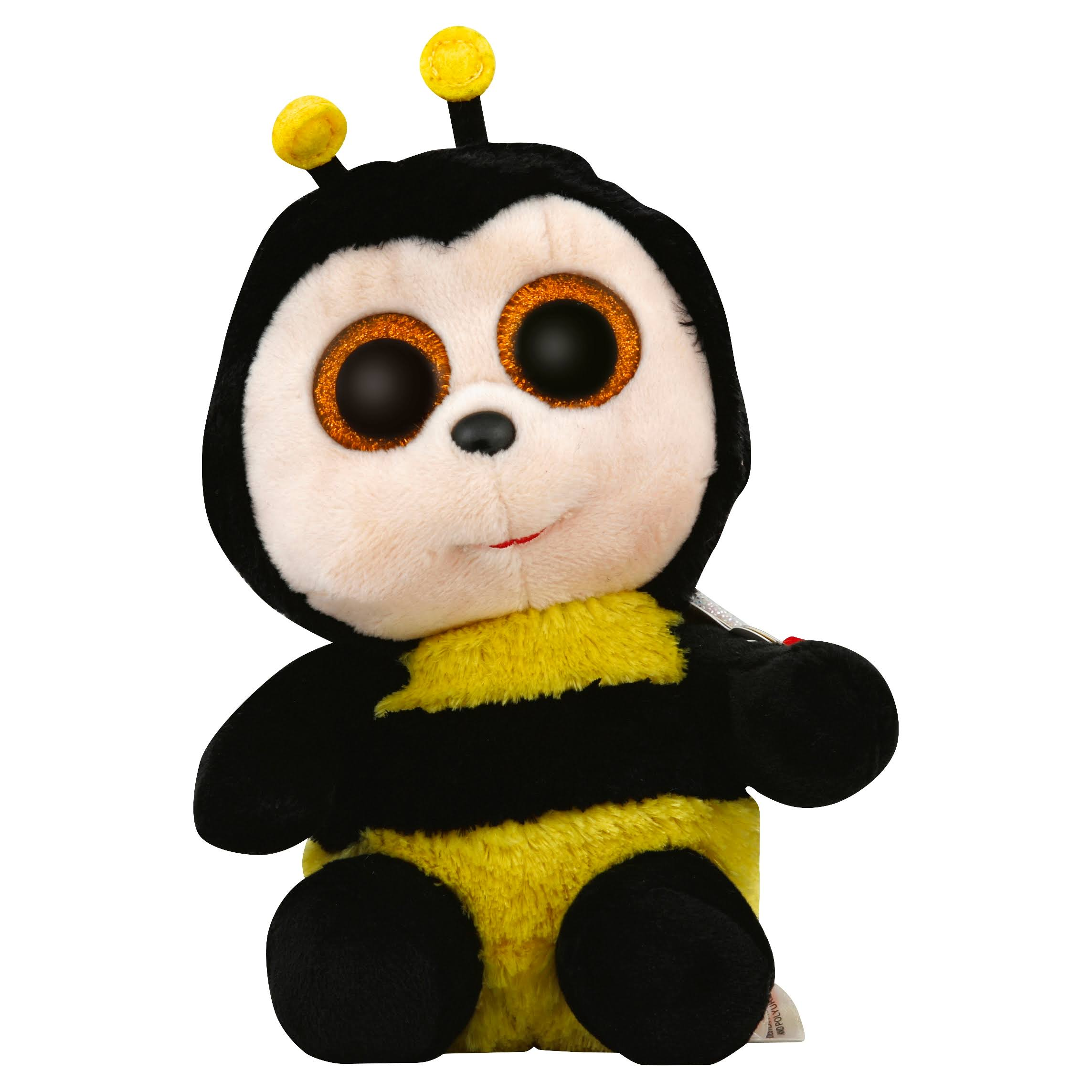 Ty Beanie Boos Buzby Bee Plush Toy - 6""