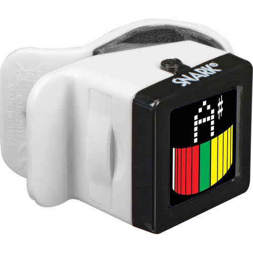 Snark Mini Clip On Guitar And Bass Tuner - S3 Son Of Snark