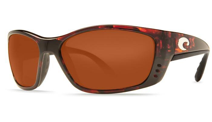 Costa Fisch Readers Sunglasses Tortoise / Copper 580P C-Mate 1.50