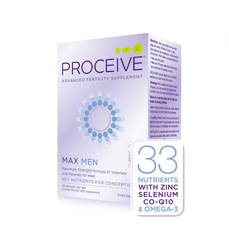 Proceive Max Men 30 Sachets