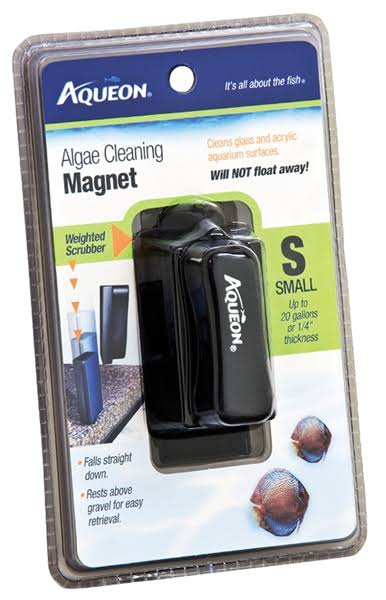 Aqueon Algae Cleaning Magnet - Small