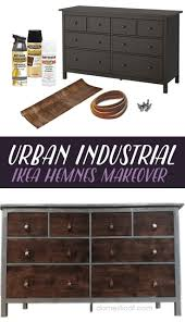 Hemnes 6 Drawer Dresser Grey Brown by Best 25 Ikea Dresser Makeover Ideas On Pinterest Nightstands