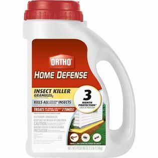 Ortho Home Defense Max Insect Killer Granules - 2.5lbs