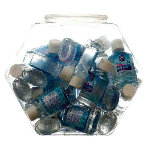 Hand Sanitizer 2 oz in Fishbowl Wholesale, Cheap, Discount, Bulk
