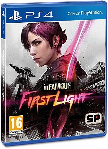 InFamous: First Light - Sony PlayStation 4