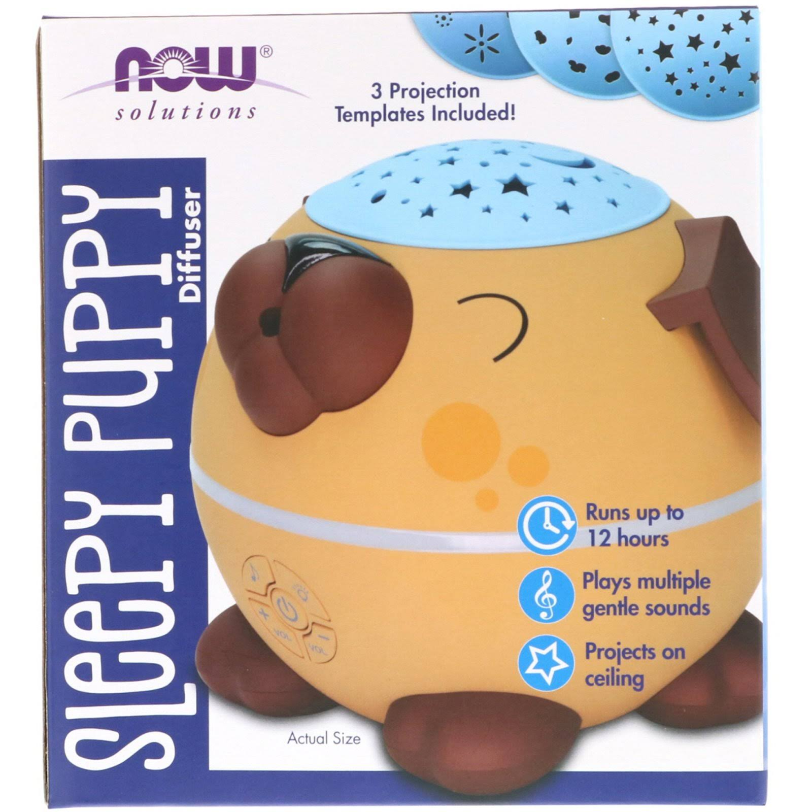 Now Foods Solutions Sleepy Puppy Diffuser