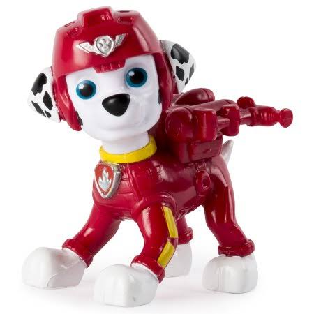 Paw Patrol Pup Buddies Air Rescue Marshall Toy